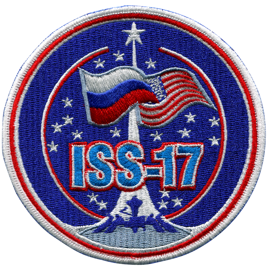 Expedition 17 (No Names) - Space Patches