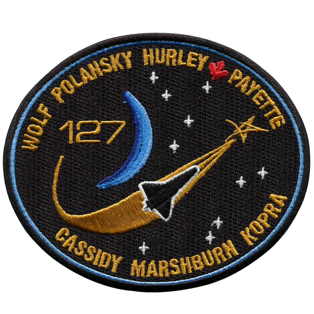 STS-127 - Space Patches