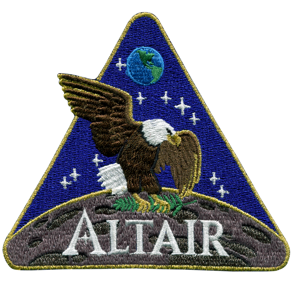 Altair - Space Patches
