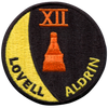 Gemini 12 - Space Patches
