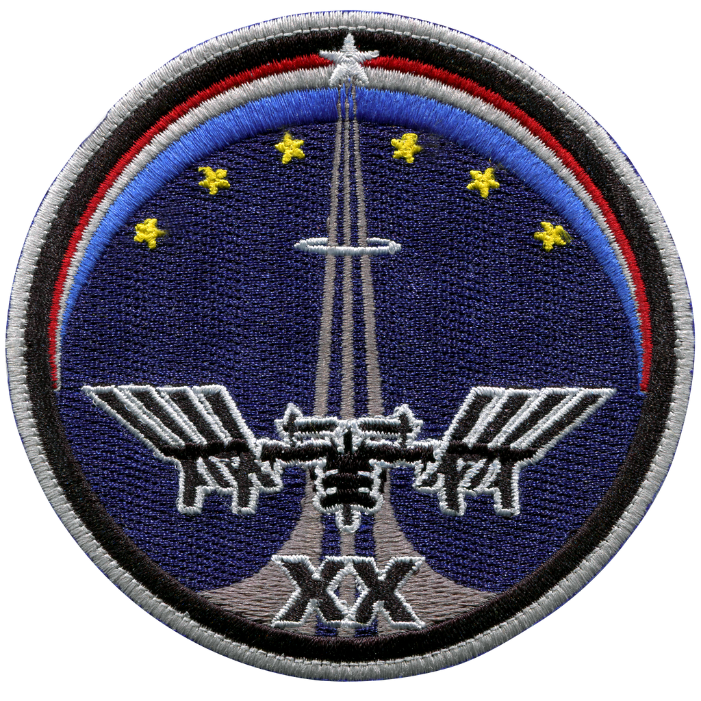 Expedition 20 - Space Patches
