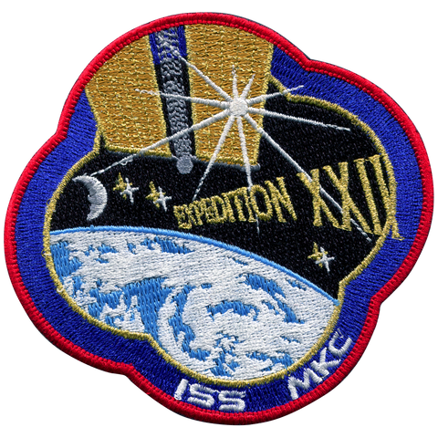 Expedition 22 (No Names)