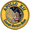 Apollo Souvenir Set - Space Patches