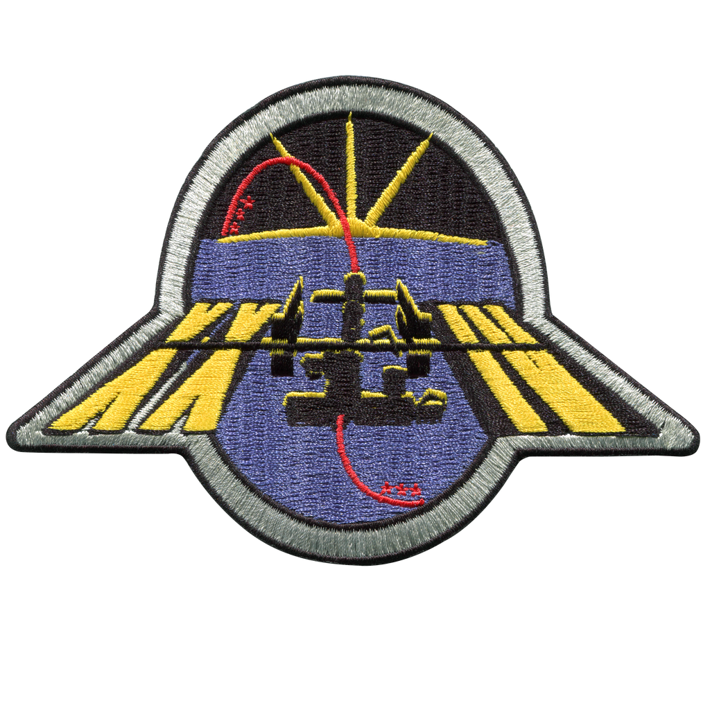 Expedition 24 (No Names) - Space Patches