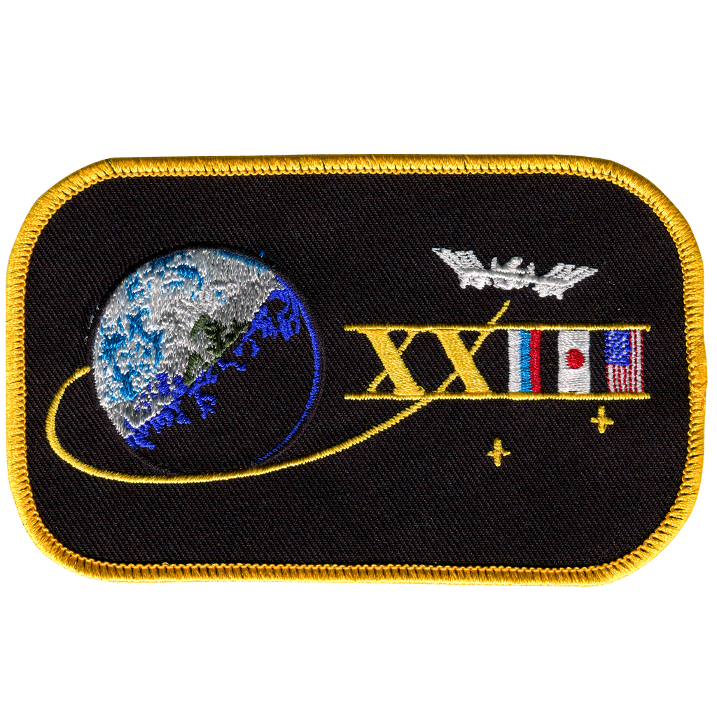 Expedition 23 - Space Patches