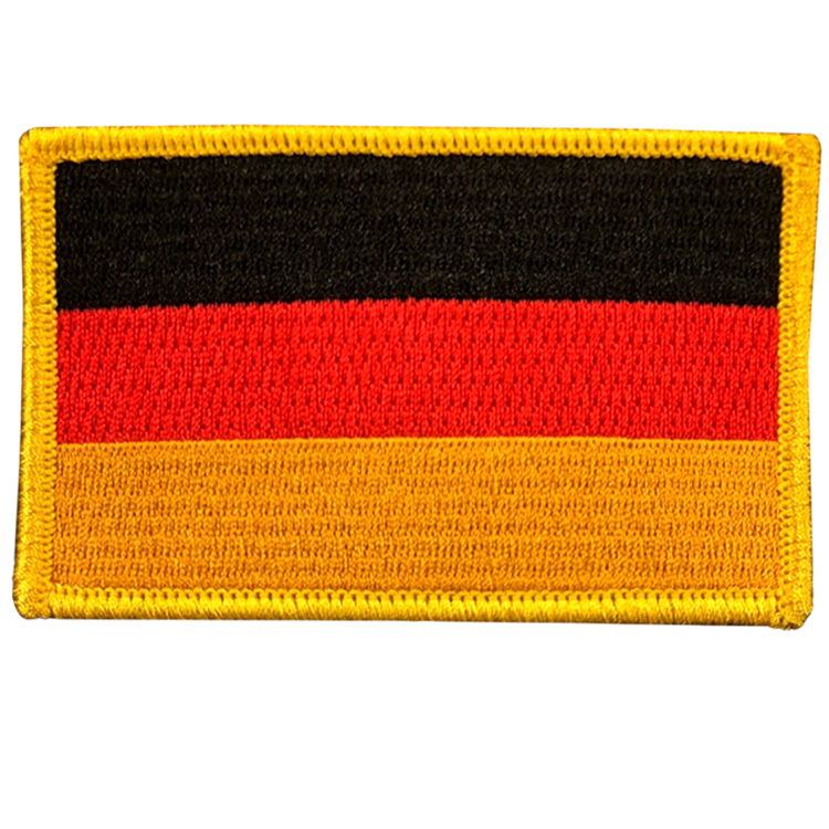 Germany - Space Patches