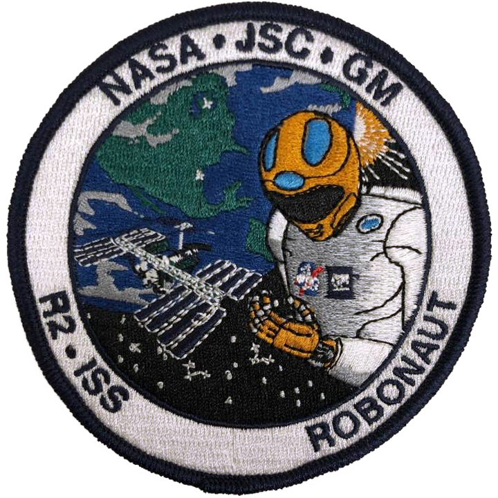 Robonaut 2 - Space Patches