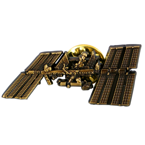 ISS Pin