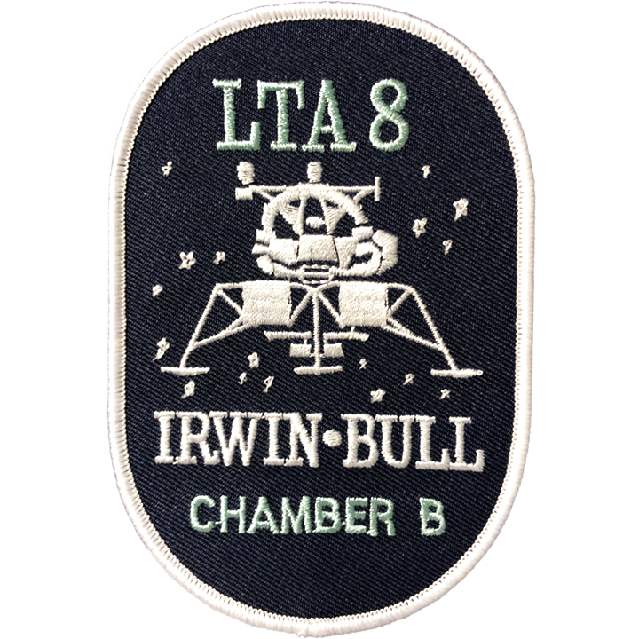 LTA-8 - Space Patches