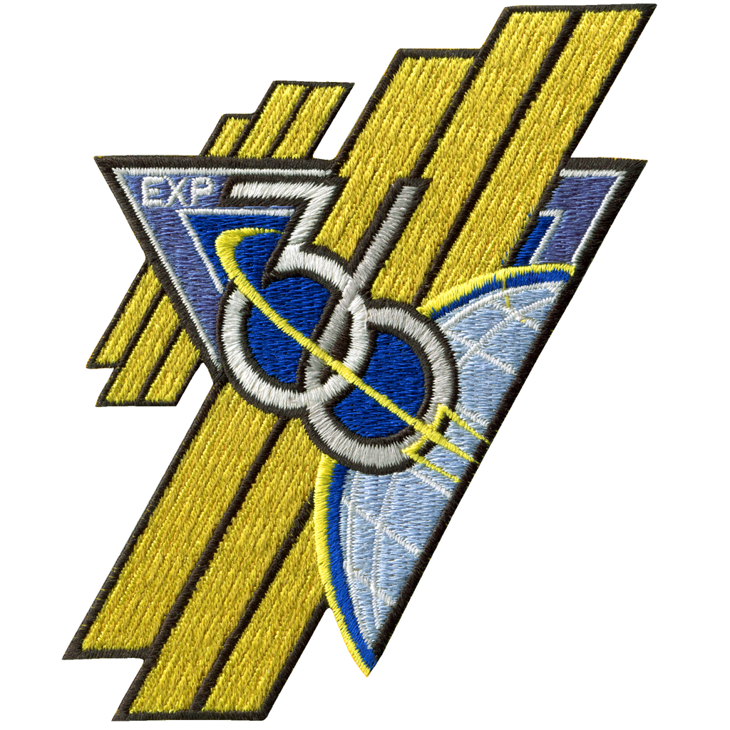 Expedition 36 (1st Version) - Space Patches