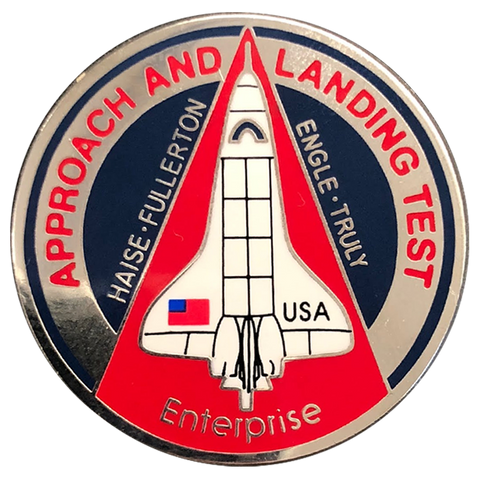 Approach and Landing Test Pin