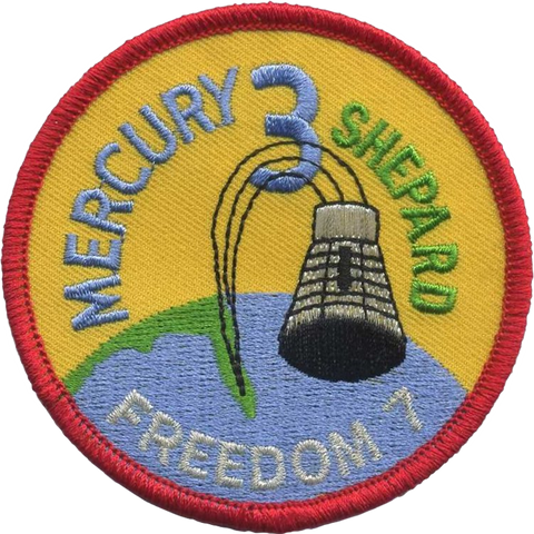 "Mercury Three — ""Freedom 7"""