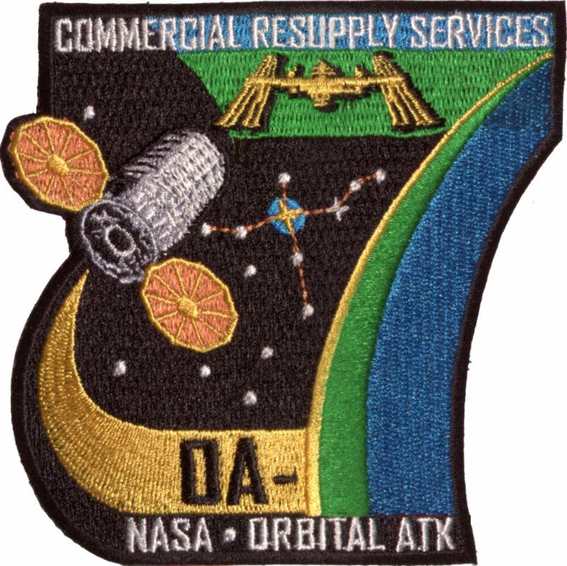 CRS OA 7 (Sampling Error) - Space Patches