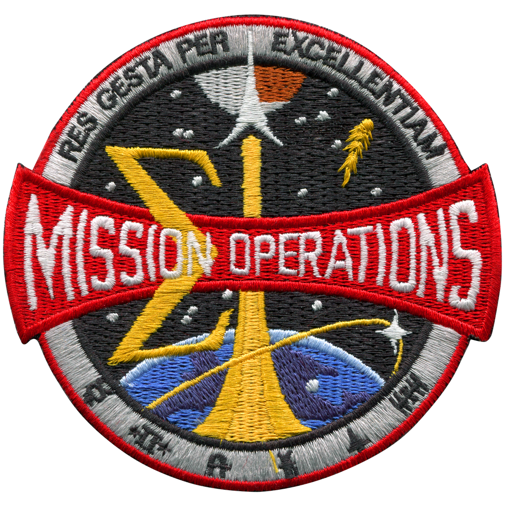 Mission Operations 2012 - Space Patches