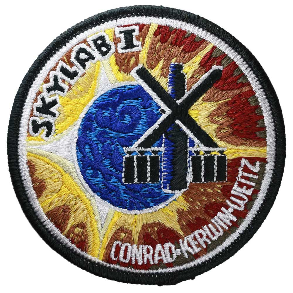 Skylab 1 – Space Patches