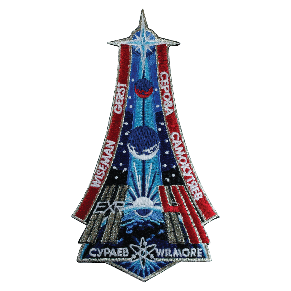 Expedition 41 - Space Patches
