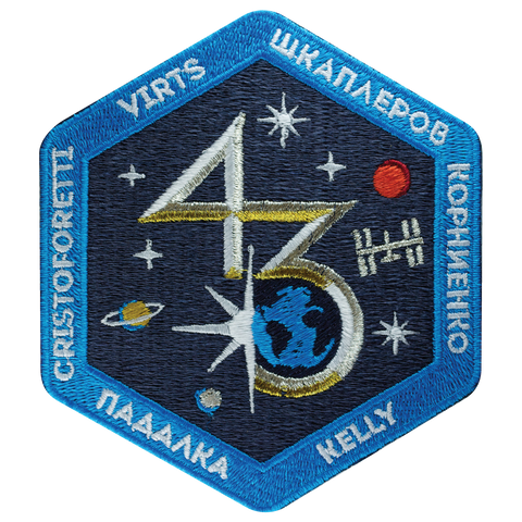 Expedition 43