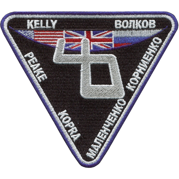 Expedition 46 (1st Version) - Space Patches