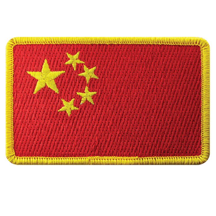 China Flag - Space Patches