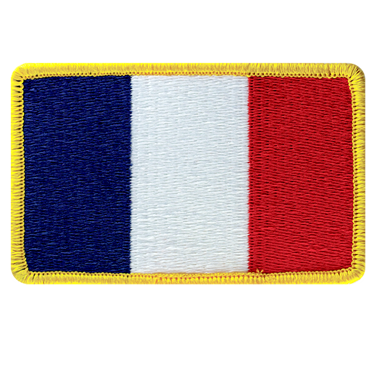 France Flag - Space Patches