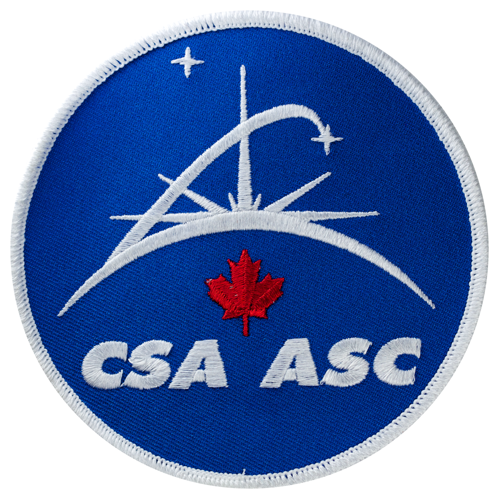 Canadian Space Agency - Space Patches