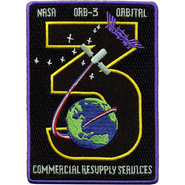 CRS OA 3 - Space Patches