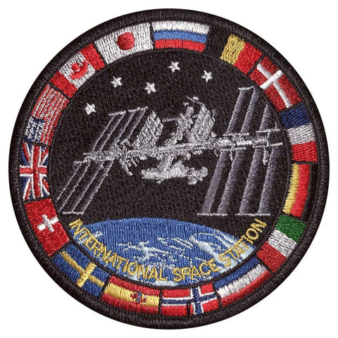 International Space Station Nations