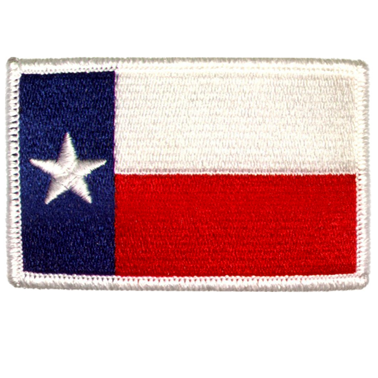 Texas - Space Patches