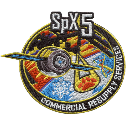 CRS SpaceX 5