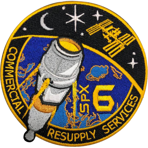 CRS SpaceX 6