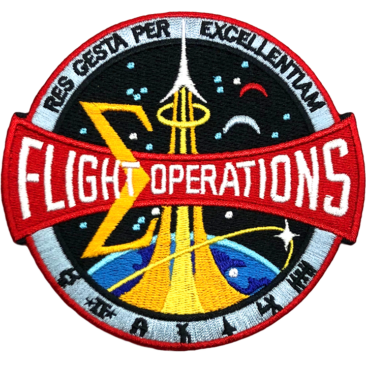 Flight Operations 2014 - Space Patches
