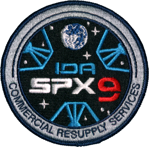 CRS SpaceX 9