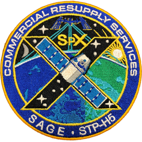 CRS SpaceX 10