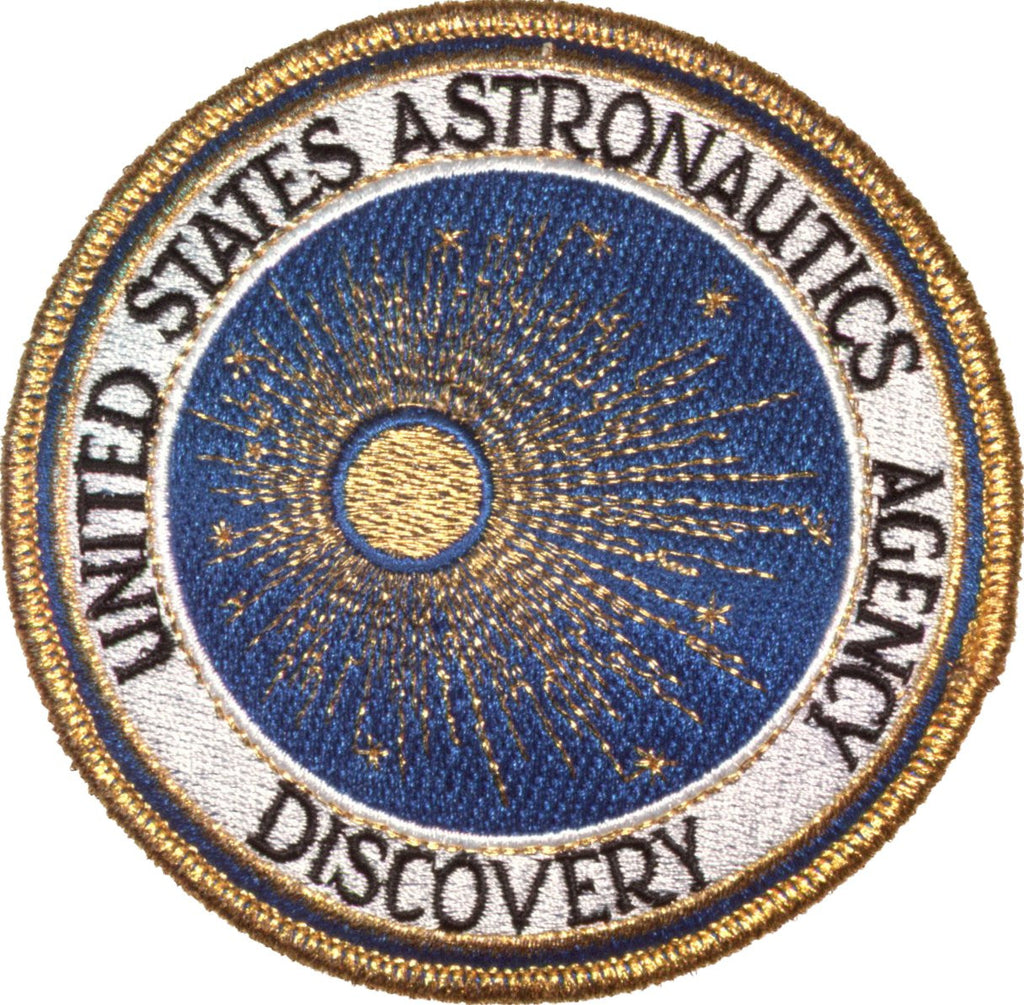 2001: A Space Odyssey (Mission Patch) - Space Patches