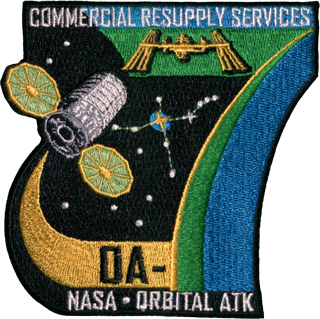 CSR OA-7 (Mfg.Error) - Space Patches