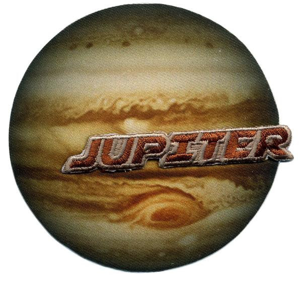 Jupiter - Space Patches