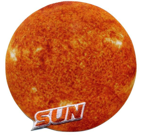 Sun - Space Patches