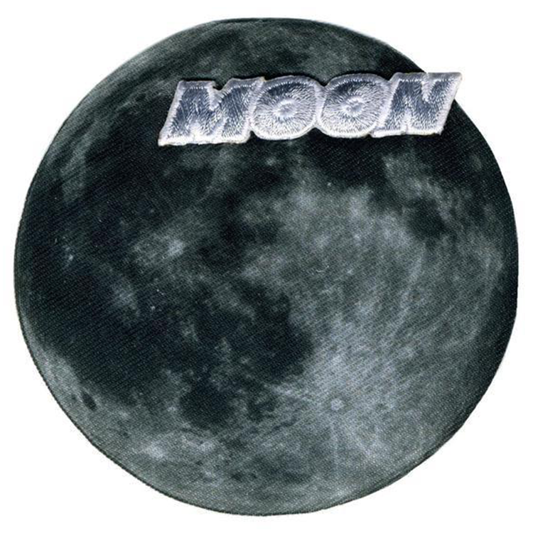 Moon - Space Patches