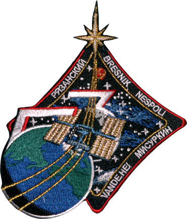 Expedition 53 Crew Change - Space Patches