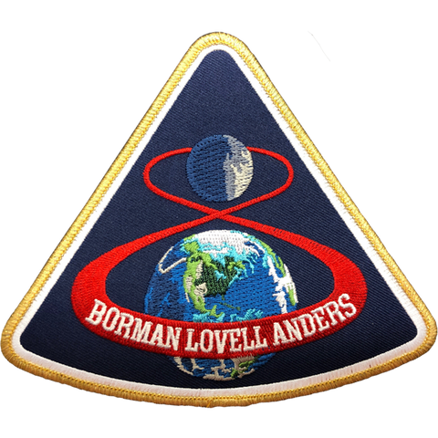 Apollo 8 Commemorative Mission Patch
