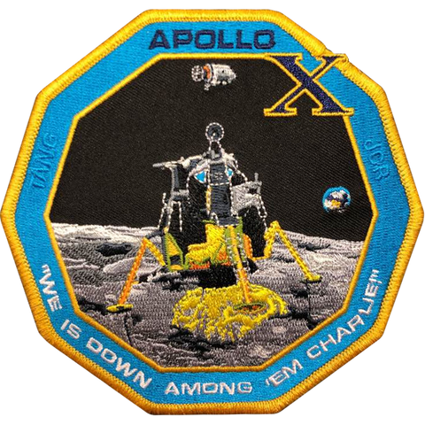 Apollo 10 Commemorative Spirit