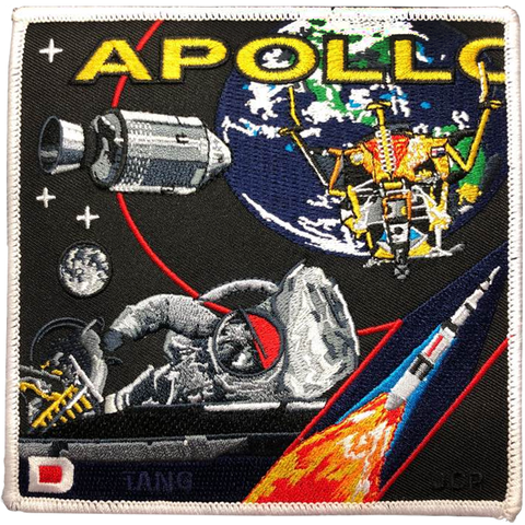 Apollo 9 Commemorative Spirit