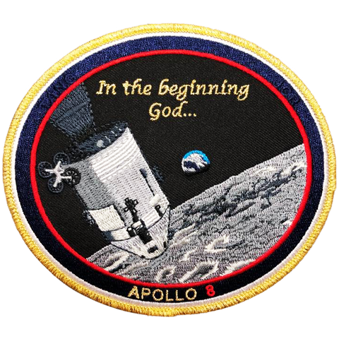 Apollo 8 Commemorative Spirit
