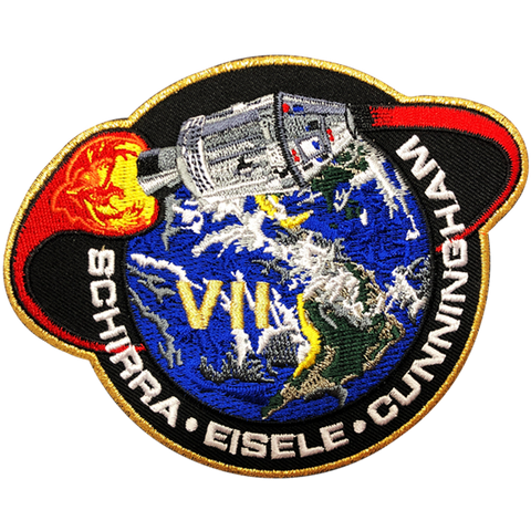 Apollo 7 Commemorative Mission Patch