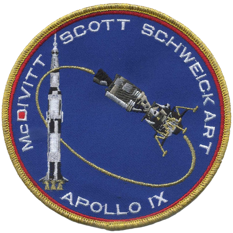 Apollo 9 Commemorative Mission