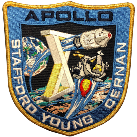 Apollo 10 Commemorative Mission