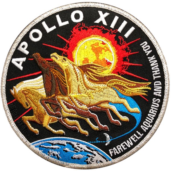 Apollo 13 Commemorative Spirit Patch – Space Patches