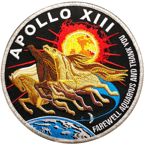 Apollo 13 Commemorative Spirit
