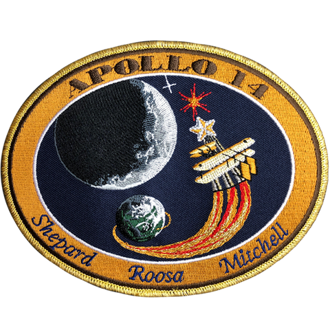 Apollo 14 Commemorative Mission