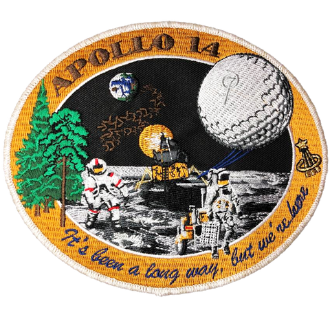 Apollo 14 Commemorative Spirit